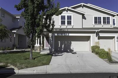 Reno Single Family Home Active/Pending-Loan: 9225 Running Dog