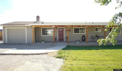 Reno Single Family Home New: 11528 Sitka