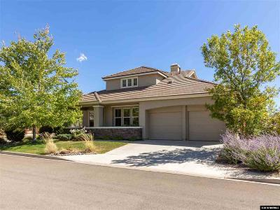 Washoe County Single Family Home New: 8160 Sierra Ridge Ct.
