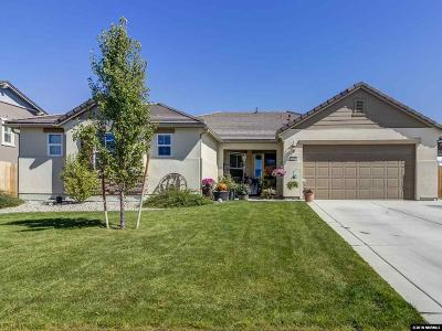 Washoe County Single Family Home New: 2920 Tobiano