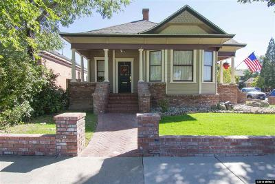 Reno Single Family Home New: 524 Holcomb Avenue