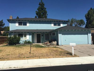 Reno, Sparks, Carson City, Gardnerville Single Family Home New: 536 Abbay Way