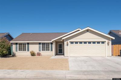 Fernley Single Family Home New: 434 Trellis Drive