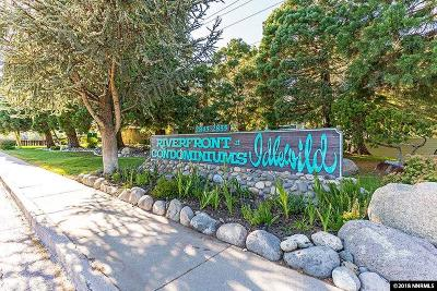Washoe County Condo/Townhouse New: 2845 Idlewild Drive #112
