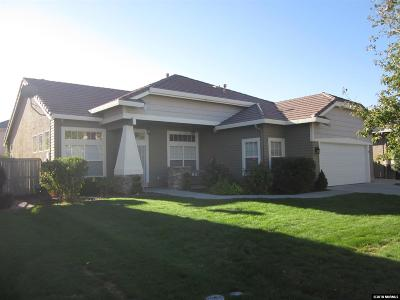 Reno Single Family Home New: 9380 Oakley Ct.