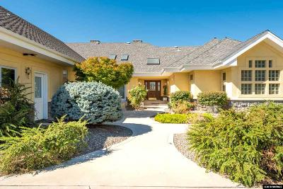 Gardnerville Single Family Home For Sale: 1915 Borda Way