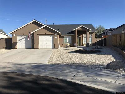 Fernley Single Family Home New: 1943 Four Iron Ct.
