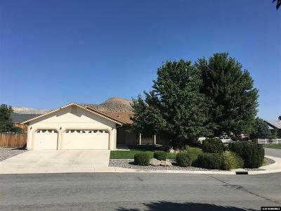 Sparks Single Family Home Active/Pending-Call: 2445 Mammatus Dr.