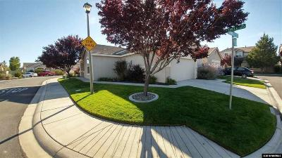 Reno Single Family Home New: 10463 Chadwell Drive