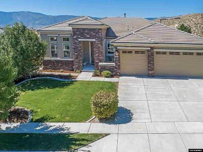 Washoe County Single Family Home New: 2365 Peavine Valley Road