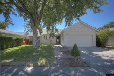 Sparks NV Single Family Home New: $300,000