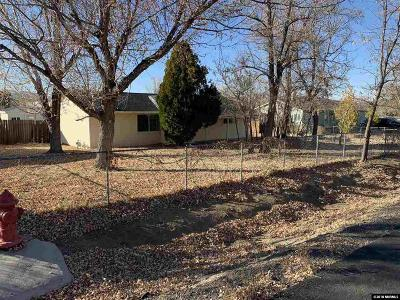 Washoe County Single Family Home Back On Market: 8579 Aquifer Way