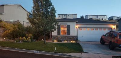 Reno Single Family Home New: 7330 Silver Dawn