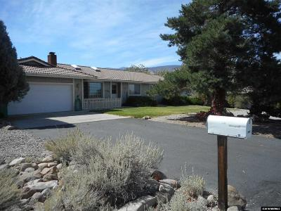 Reno Single Family Home New: 13200 Fellowship Way