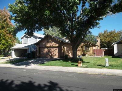 Reno Single Family Home New: 2746 Randolph Dr