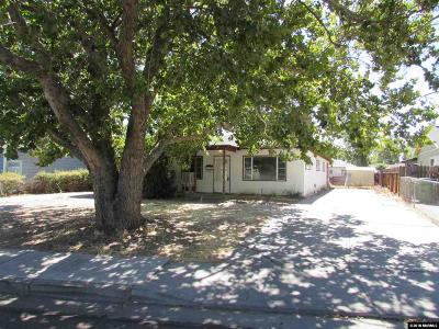 Reno, Sparks, Carson City, Gardnerville Single Family Home New: 720 Broadway
