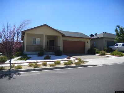Reno Single Family Home New: 330 Orrcrest