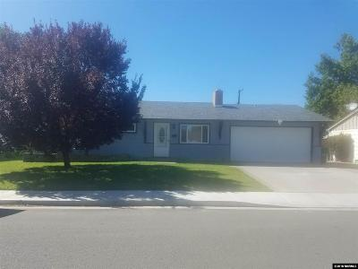 Sparks NV Single Family Home Active/Pending-Loan: $265,000