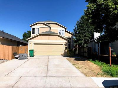 Sparks NV Single Family Home New: $330,000