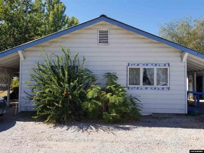 Fallon Single Family Home New: 5525 Stillwater Road