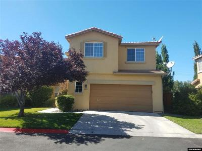 Sparks NV Single Family Home New: $354,900