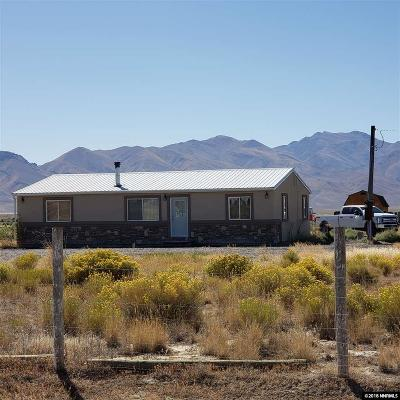 Battle Mountain NV Single Family Home Active/Pending-Loan: $180,000