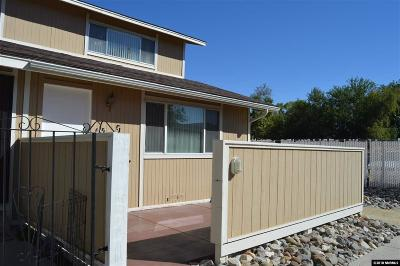 Reno, Sparks, Carson City, Gardnerville Condo/Townhouse New: 201 Allouette Way #4