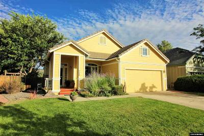 Sparks Single Family Home Active/Pending-House: 7214 S Florentine Dr.