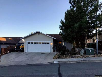 Reno Single Family Home New: 602 Talus Drive