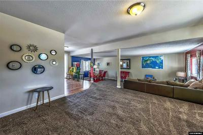 Reno, Sparks, Carson City, Gardnerville Single Family Home New: 3135 Heights Drive