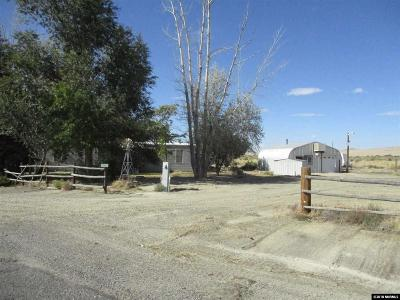 Winnemucca Manufactured Home For Sale: 4985 Thomas Canyon