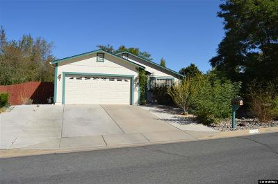 Sun Valley Single Family Home Active/Pending-Loan: 5533 Mulberry Court