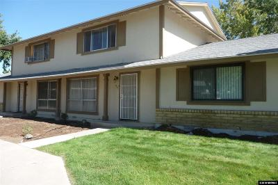 Sparks Condo/Townhouse Active/Pending-Loan: 957 Ridgewood Dr. #2