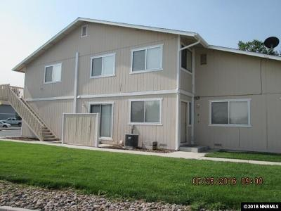 Gardnerville Multi Family Home Active/Pending-Call: 1183 Townhouse Circle