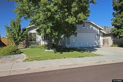 Reno Single Family Home New: 9565 Black Canyon Dr.