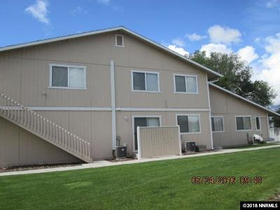 Gardnerville Multi Family Home Active/Pending-Loan: 1181 Townhouse Circle