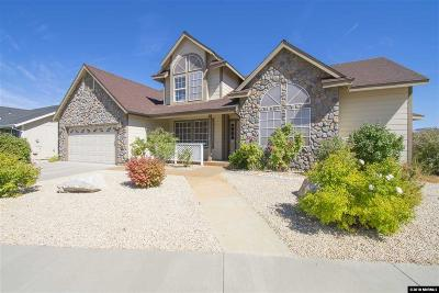 Carson City Single Family Home Active/Pending-Loan: 4015 Southpointe Dr.
