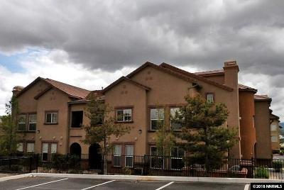 Reno Condo/Townhouse For Sale: 1325 South Meadows Parkway #611