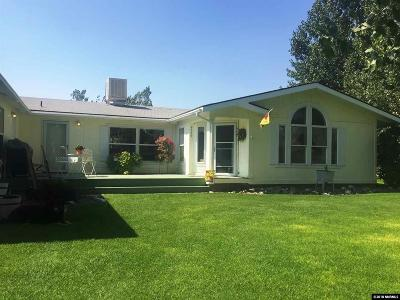 Winnemucca Manufactured Home For Sale: 9550 Alice Ln