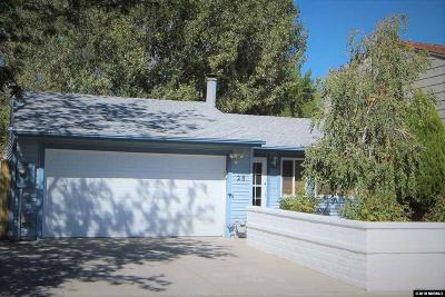 Reno, Sparks, Carson City, Gardnerville Single Family Home New: 28 Granite Way