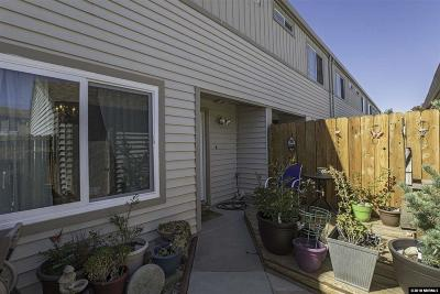 Reno Condo/Townhouse Active/Pending-Loan: 13904 Lear