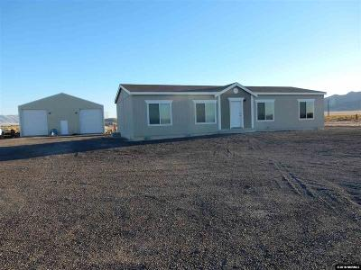 Battle Mountain Manufactured Home For Sale: 380 Allen Rd