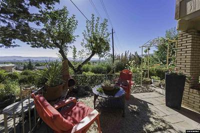 Reno Single Family Home For Sale: 3110 Coronado Way