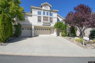 Reno Single Family Home For Sale: 6269 Golden Meadow Road