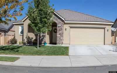 Sparks Single Family Home For Sale: 4080 Big Bang Court