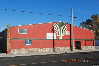 Lovelock NV Commercial Active/Pending-Loan: $135,000
