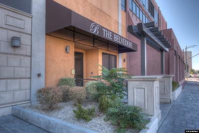 Reno Condo/Townhouse Active/Pending-Loan: 450 N Arlington Ave #1101