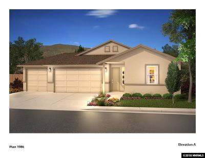 Reno Single Family Home For Sale: 8530 Spearhead Way