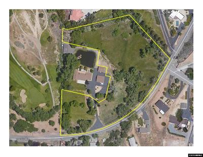 Sparks Residential Lots & Land For Sale: Wedekind Rd. Apn 02704210
