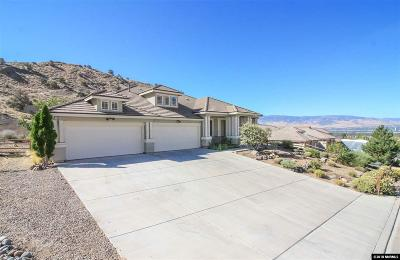 Single Family Home Active/Pending-Loan: 7505 Rough Rock Drive